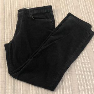 Eddie Bauer - 34x32 - Corduroy Pants